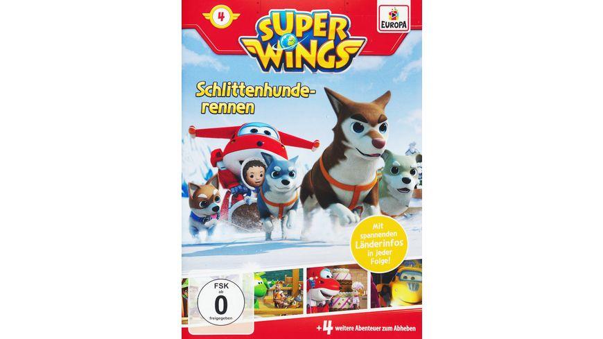 Super Wings 4 Schlittenhunderennen