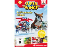 Super Wings 4 Schlittenhunderennen