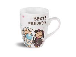 NICI Tasse Fancy Mugs Beste Freundin