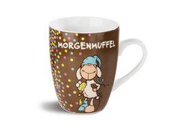 NICI Tasse Fancy Mugs Morgenmuffel