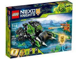 LEGO Nexo Knights 72002 Doppelinfektor