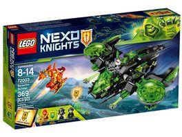 LEGO Nexo Knights 72003 Berserker Flieger
