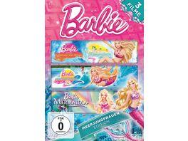 Barbie Meerjungfrauen Edition 3 DVDs