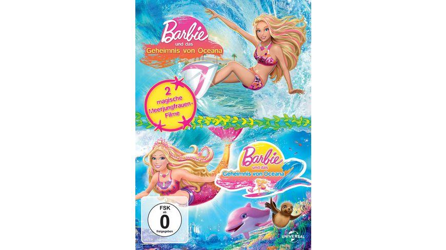 Barbie Doppelpack Das Geheimnis von Oceana 1 2 2 DVDs