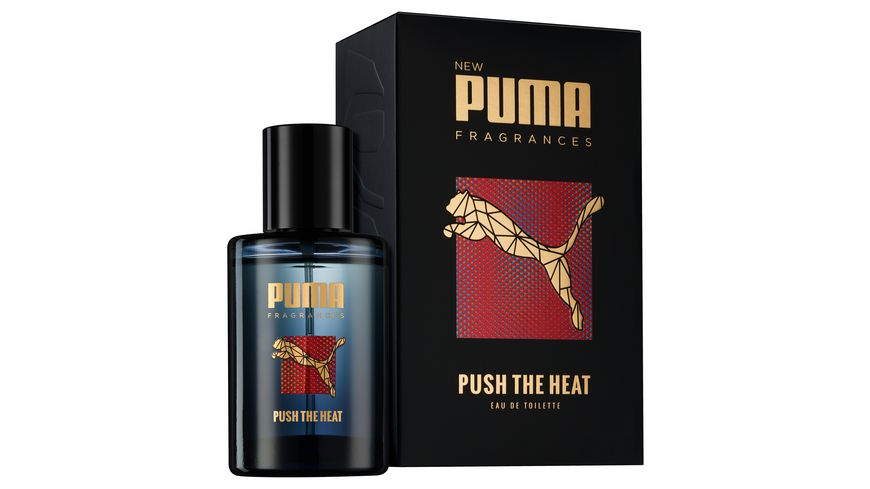 PUMA Man Push The Heat Eau de Toilette
