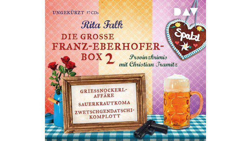 Die grosse Franz Eberhofer Box 2