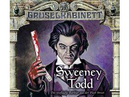 Sweeney Todd Der teuflische Barbier aus der Flee