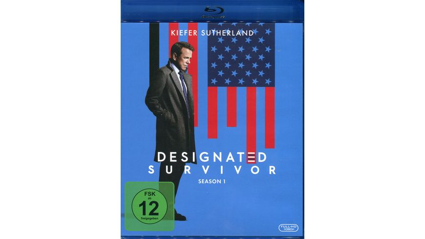 Designated Survivor Staffel 1 6 BRs