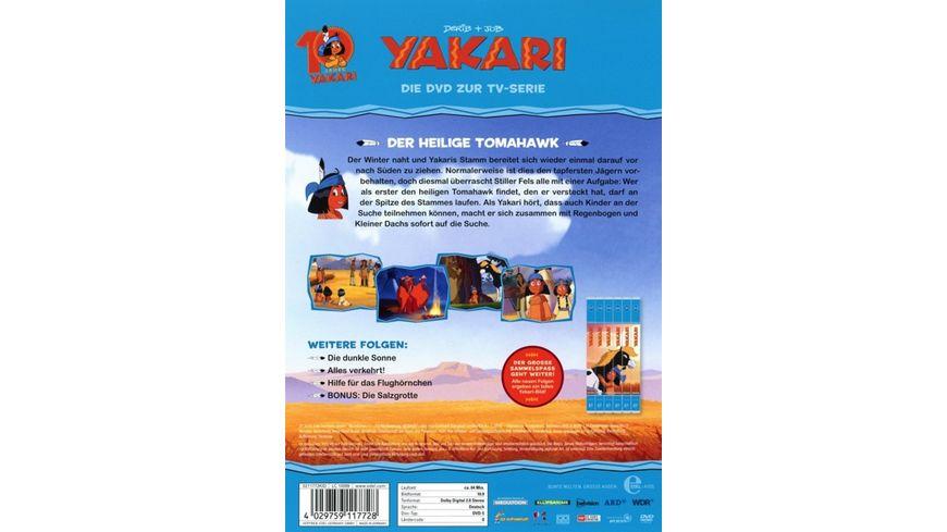Yakari 32 Der Heilige Tomahawk