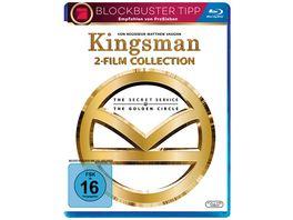 Kingsman Teil 1 2 2 BRs