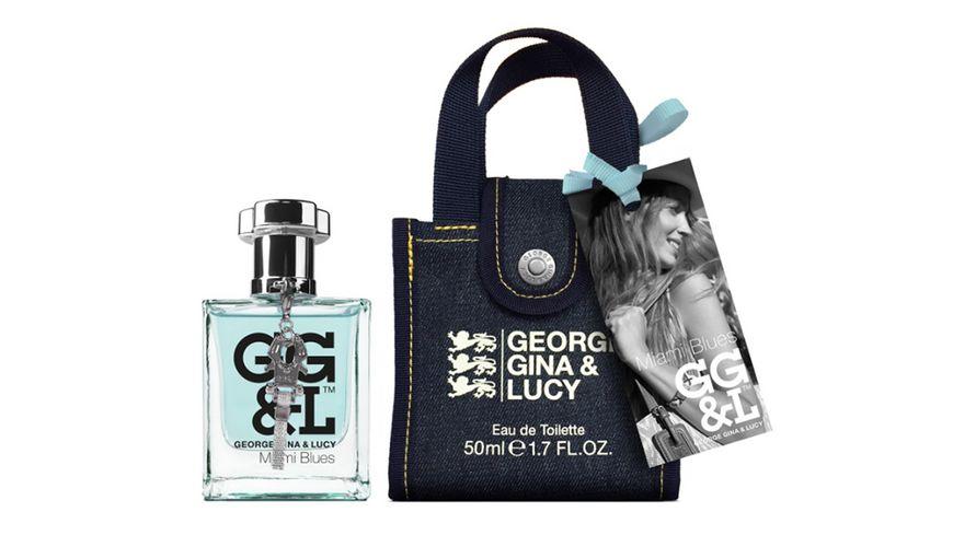 GEORGE GINA LUCY Miami Blues Eau de Toilette