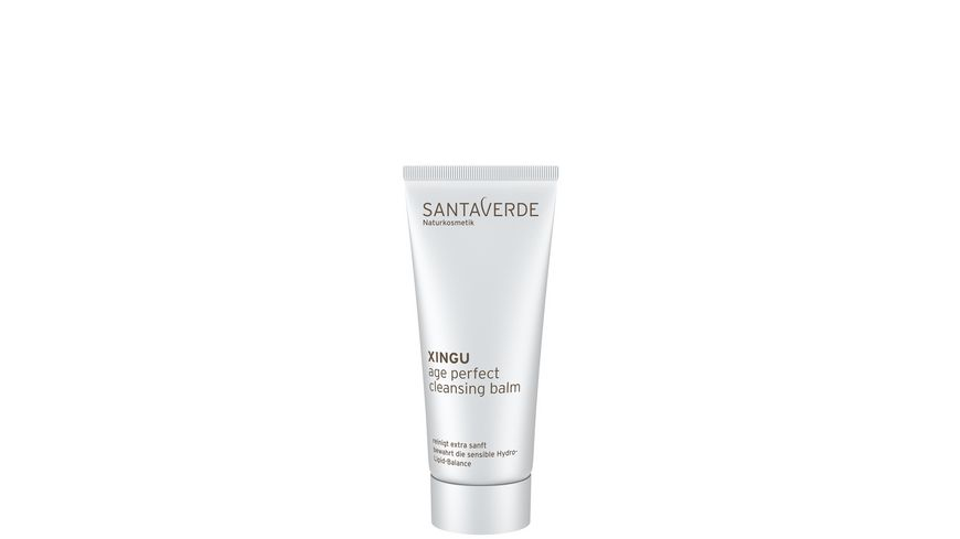 Santaverde XINGU age perfect cleansing balm