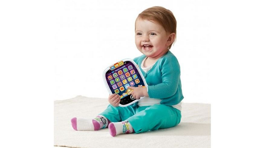 VTech 80 602904 Babys Lerntablet