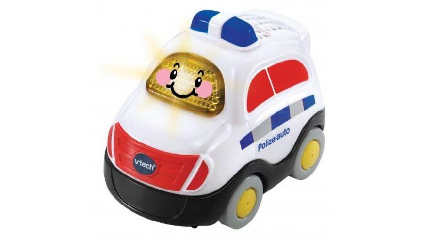 VTech 80 509204 Tut Tut Baby Flitzer Polizeiauto