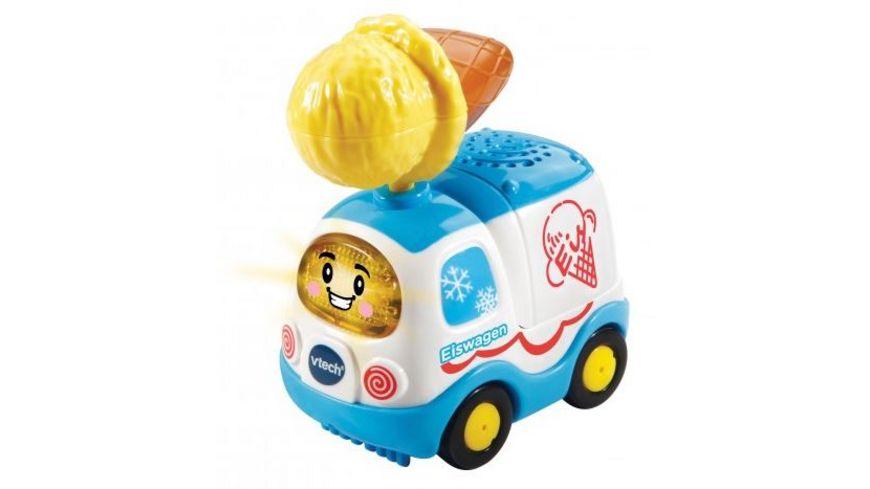 VTech 80 119684 Tut Tut Baby Flitzer Special Edition Eiswagen