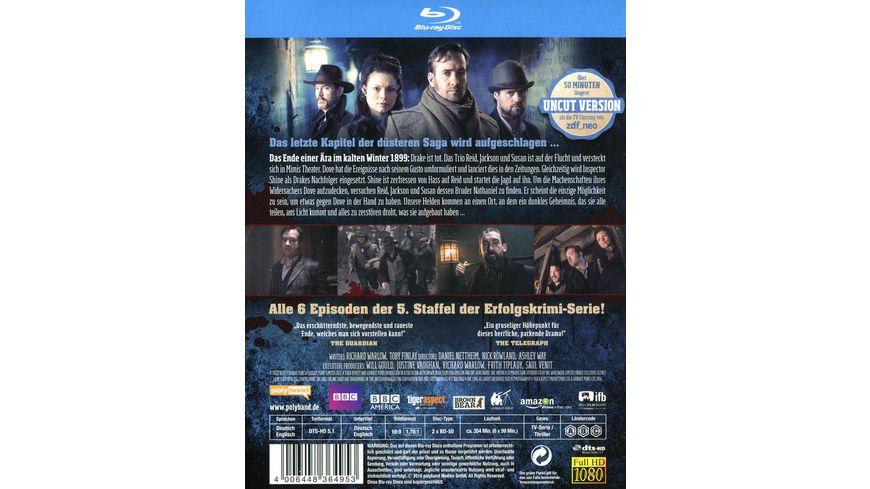 Ripper Street Staffel 5 Uncut 2 BRs