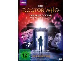 Doctor Who Der erste Doktor Das Kind von den Sternen Digipack Edition