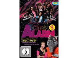 Tanzalarm Die 4 DVD