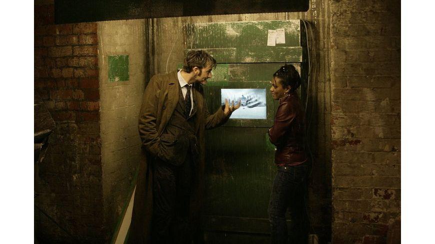 Doctor Who Die komplette 3 Staffel 3 BRs