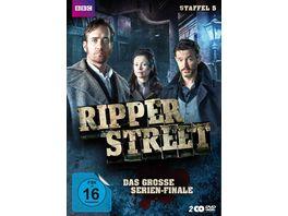Ripper Street Staffel 5 Uncut 2 DVDs