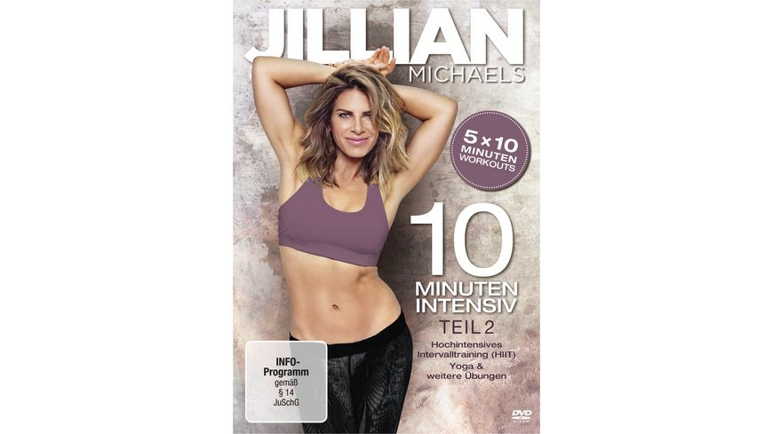 Jillian Michaels 10 Minuten Intensiv Teil 2