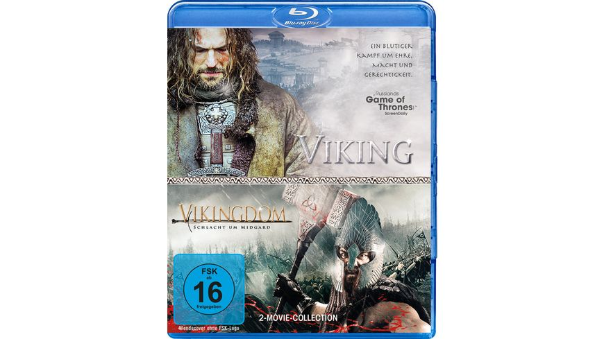 Viking Vikingdom 2 Movie Collection 2 BRs