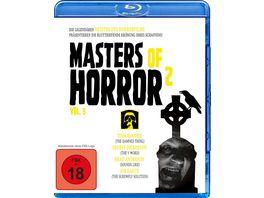 Masters of Horror Vol 2 Vol 3 Hooper Dickerson Anderson Dante