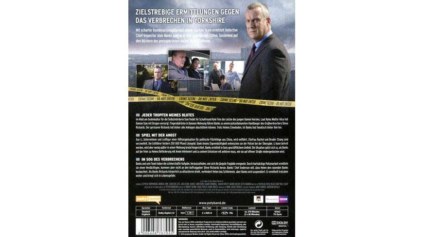 Inspector Banks Staffel 5 2 DVDs