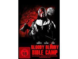Bloody Bloody Bible Camp Uncut Edition