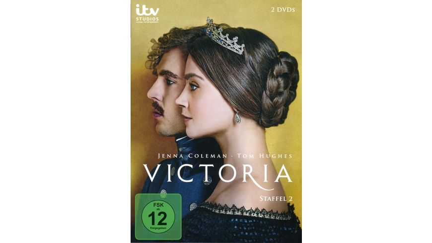 Victoria Staffel 2 2 DVDs
