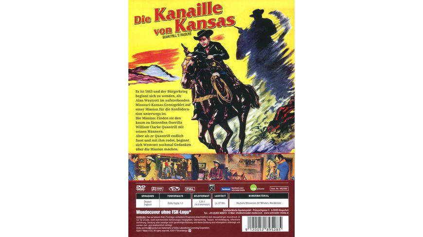 Die Kanaille von Kansas Quantrill s Raiders