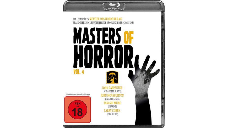 Masters of Horror 1 Vol 4 Carpenter McNaughton Miike Cohen