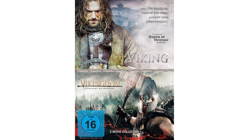 Viking Vikingdom 2 Movie Collection 2 DVDs