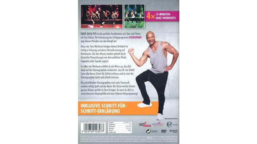 Tanz Dich Fit Fatburner Das Fitness Programm von Detlef Soost