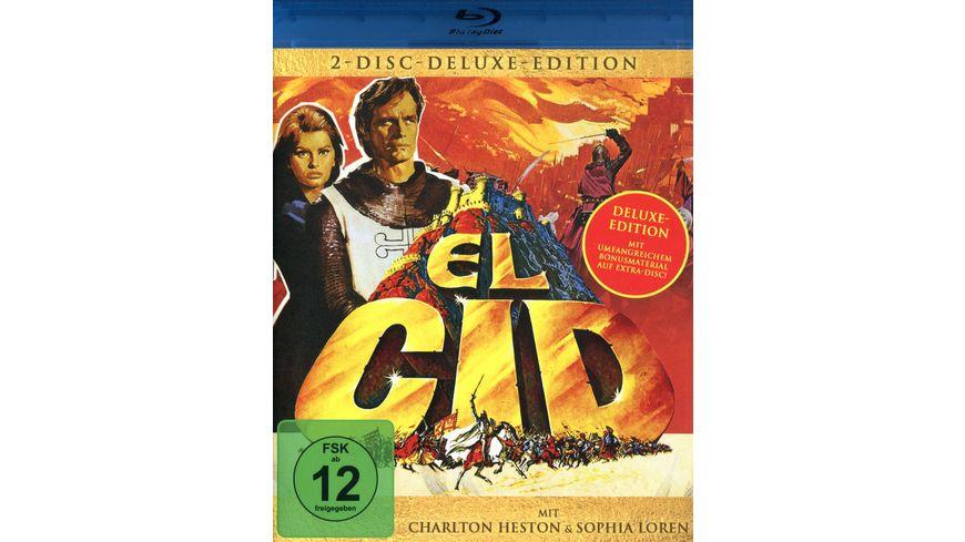 El Cid 2 Disc Deluxe Edition