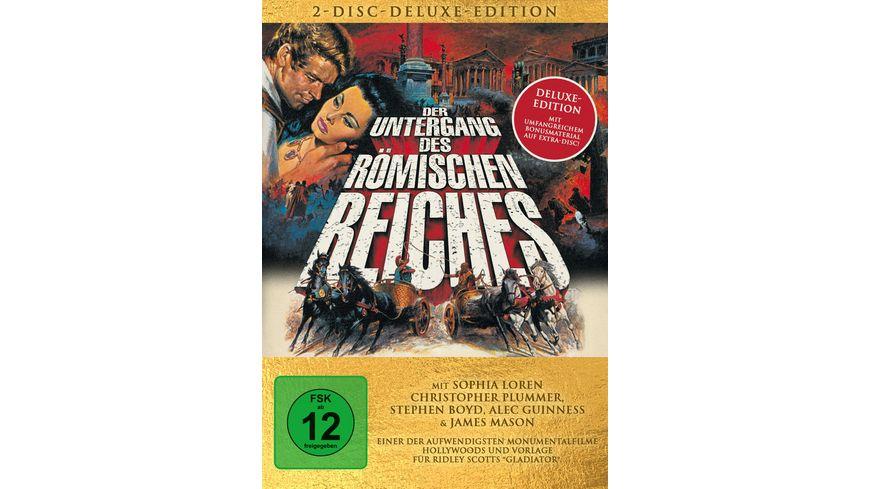 Der Untergang des Roemischen Reiches 2 Disc Deluxe Edition