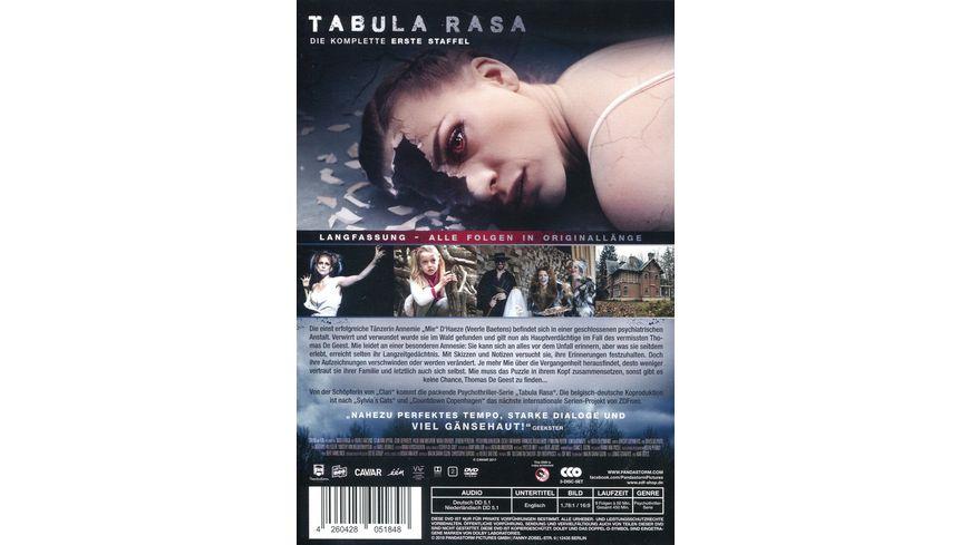 Tabula Rasa Die komplette Staffel 3 DVDs