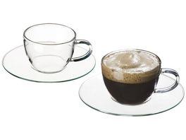 Espresso Sets Piccolo 4 Sets