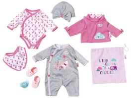 Zapf Creation Baby born Deluxe Care and Dress