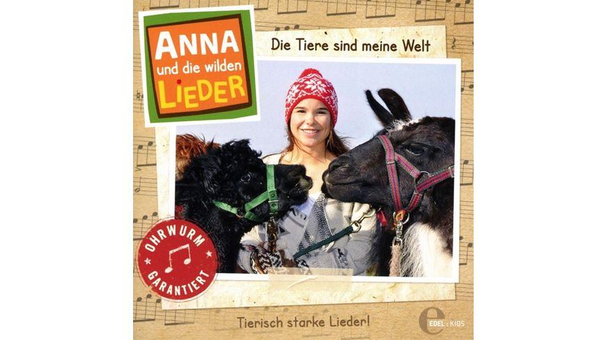 1 Das Liederalbum Die Tiere Sind Meine Welt