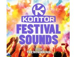 Kontor Festival Sounds 2018 The Beginning