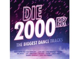 Die 2000er The Biggest Dance Tracks