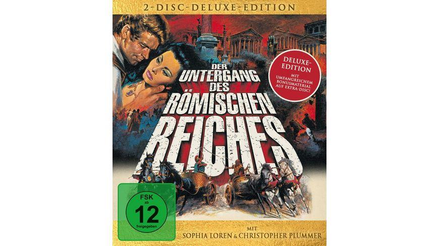 Der Untergang des Roemischen Reiches 2 Disc Deluxe Edition DVD