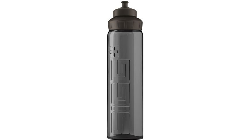 SIGG Trinkflasche Viva 3 Stage Anthracite 0 75 l