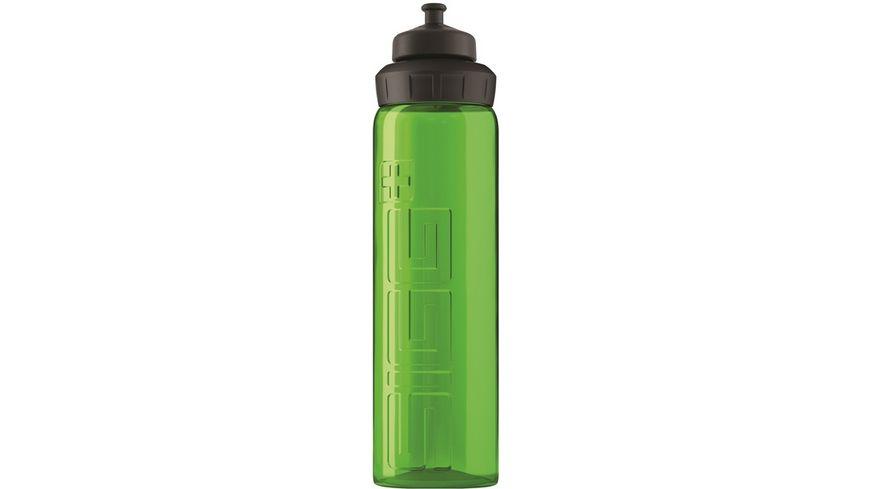 SIGG Trinkflasche Viva 3 Stage Green 0 75 l