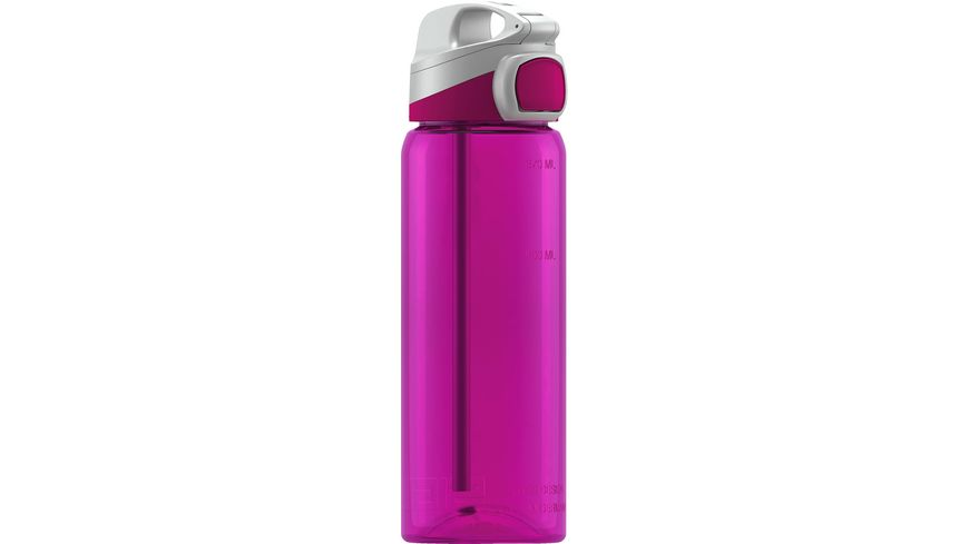 SIGG Trinkflasche Tritan Miracle Berry 0 6 l