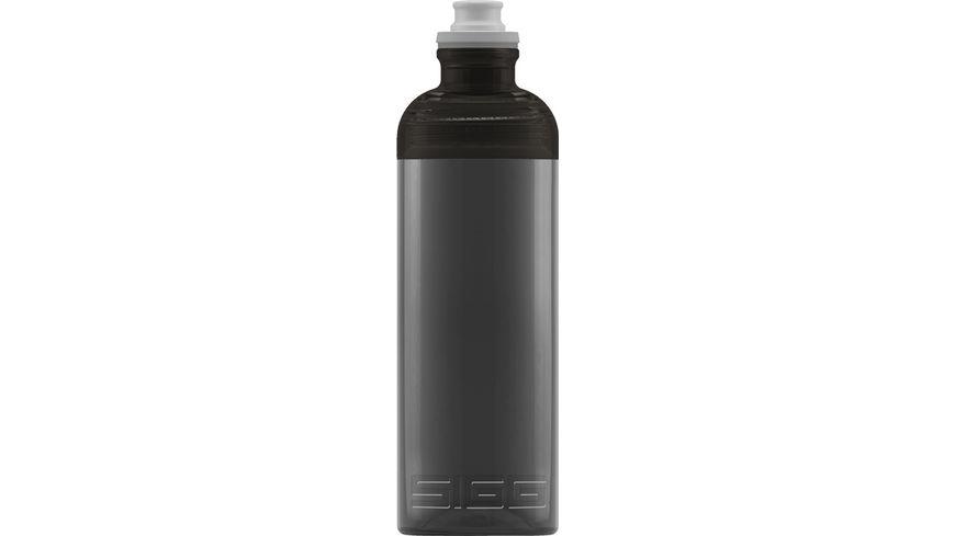 SIGG Trinkflasche Tritan Sexy Anthracite 0 6 l