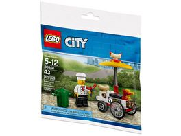 LEGO City Polybag 30356 Hot Dog Stand
