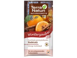 Terra Naturi Badesalz Limited Edition Winter