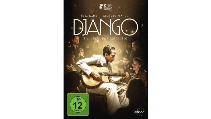 Django Ein Leben fuer die Musik